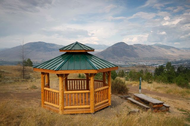 Kenna Cartwright Park Gazebo