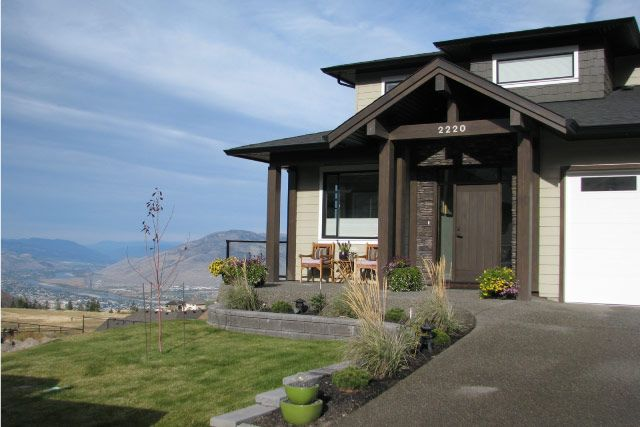 New Custom Home in Kamloops