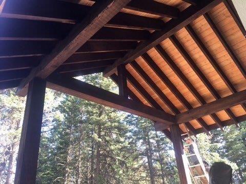 Cabin Trusses
