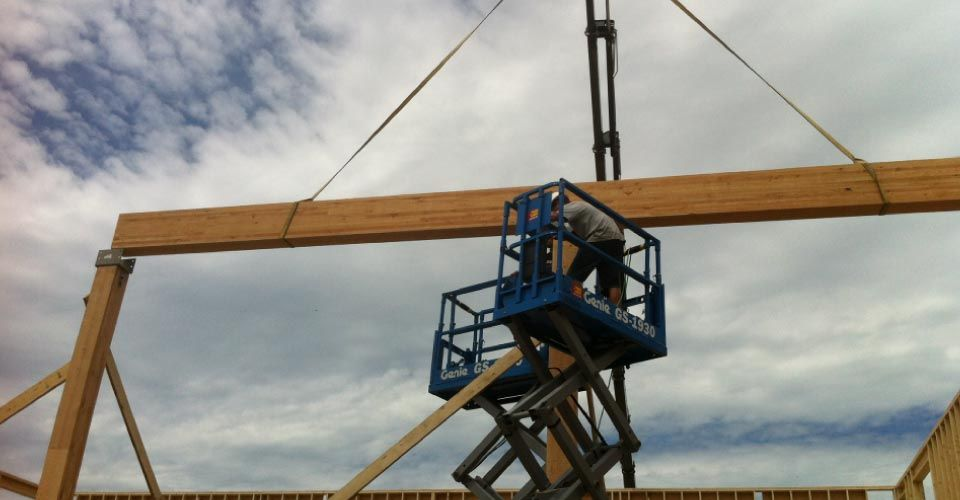 Crane Lifting Trusses