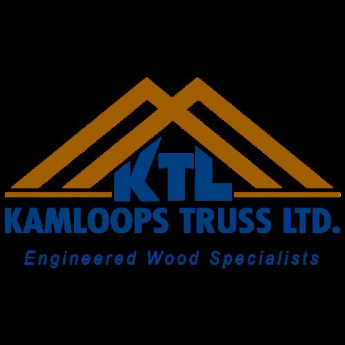 Kamloops truss logo