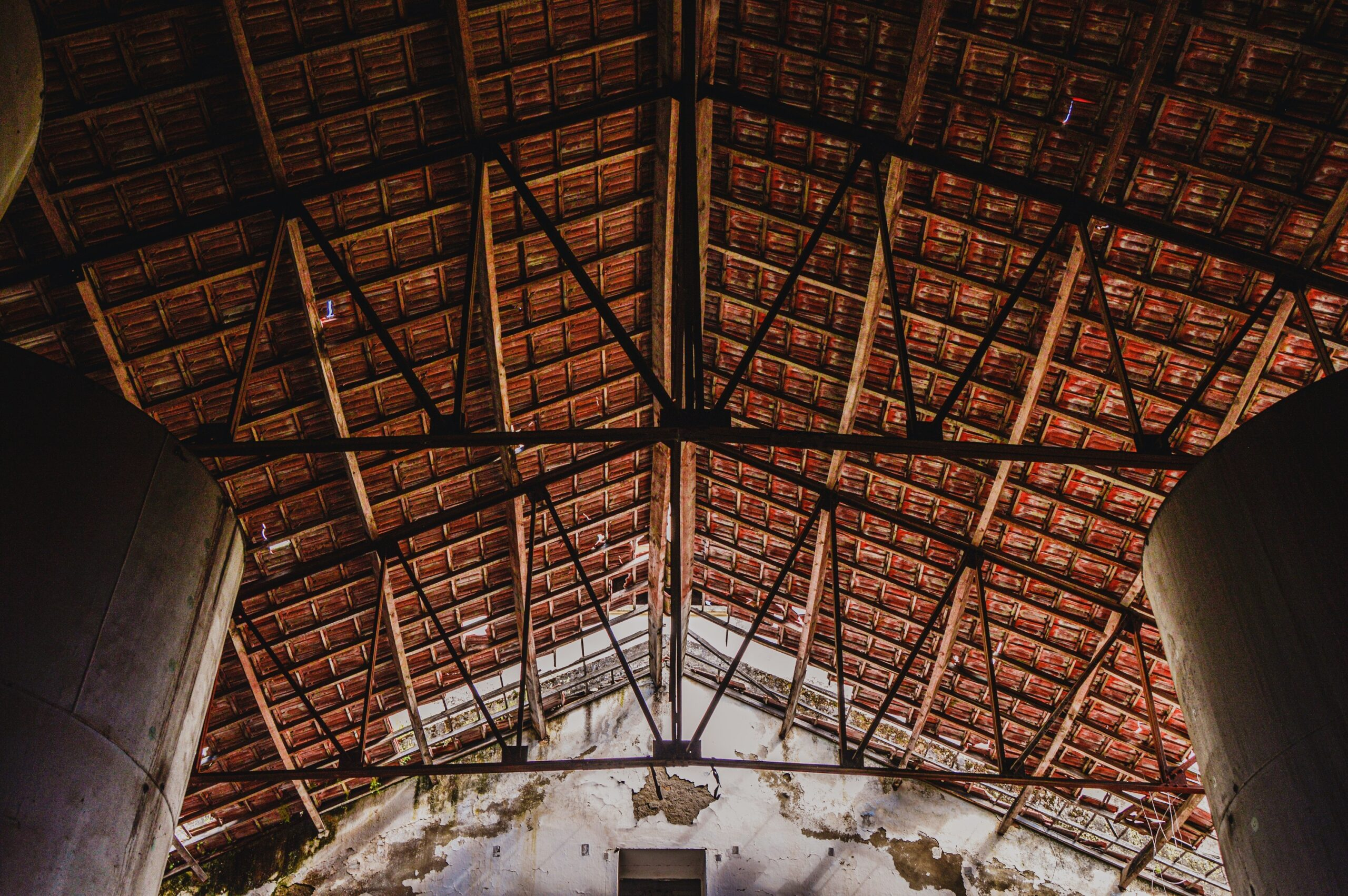Truss of Roof